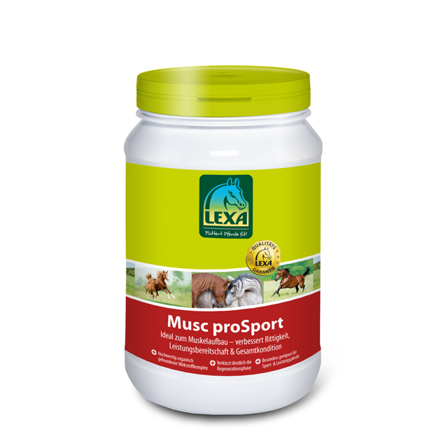 Musc proSport LEXA Pferdefutter